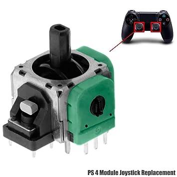 Ociodual Joystick Palanca Modulo Analogico 3D PS4 Playstation 4 Recambio Repuesto R3 L3: Amazon.es: Electrónica