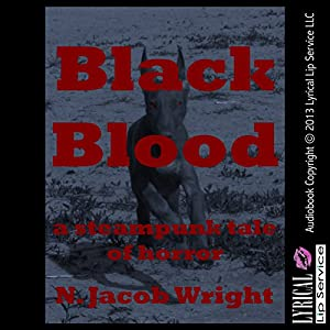 Black Blood Audiobook