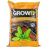 Hydrofarm Grow!T Premium Coco Coir, Loose 1.5 Cubic Foot Bag