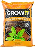 GROW!T Premium Coco Coir , Loose 1.5 Cubic Foot Bag