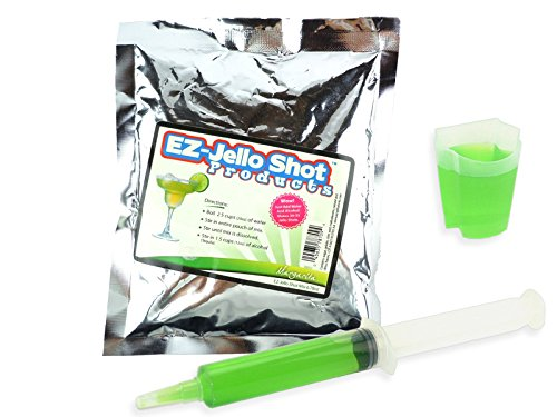 Margarita EZ-Jello Shot Mix 6.78 -