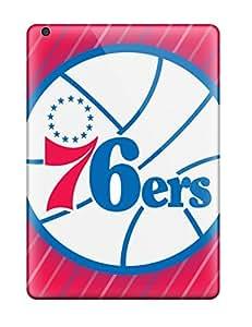 Holly M Denton Davis's Shop Best philadelphia 76ers nba basketball (18) NBA Sports & Colleges colorful iPad Air cases