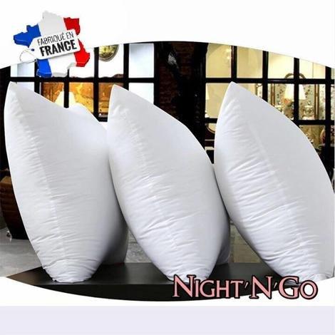 Night n Go - Juego 4 Cojines Relleno 30 x 50 cm/Sobre: 70 ...