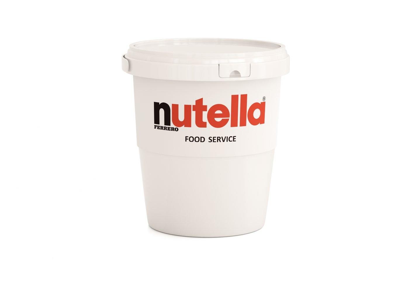 Nutella Hazelnut Spread Tub, 105 Ounce