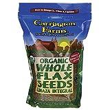 Carrington Farms Flax Seed Whole Pouch