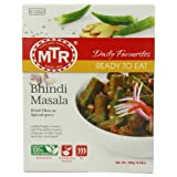 MTR Ready To Eat Bhindi Masala, 10.58 Ounce