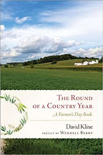 Book Round of a Country Year: A Farmer's Day Book