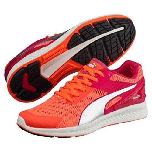 de Femme Ignite Chaussures Rose V2 Rouge Puma Course RA6vqq