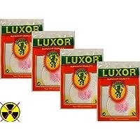 Luxor - 4 x Medias incandescentes para Petromax HK500 HK350 HK250 HK150 y Otras lámparas de petróleo
