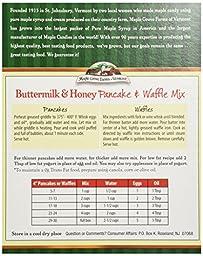 Maple Grove Farms Buttermilk & Honey Pancake And Waffle Mix, 24 oz