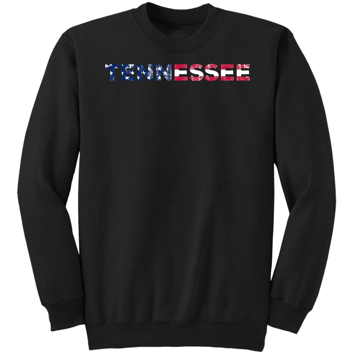 Tennessee-State Pride America Flag Funny GIF Sweatshirt DoozyGifts99 Tennessee State Gifts