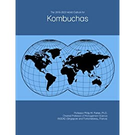 The 2018-2023 World Outlook for Kombuchas 15 This study covers the world outlook for kombuchas across more than 190 countries. For each year reported, estimates are given for the latent demand, or pot