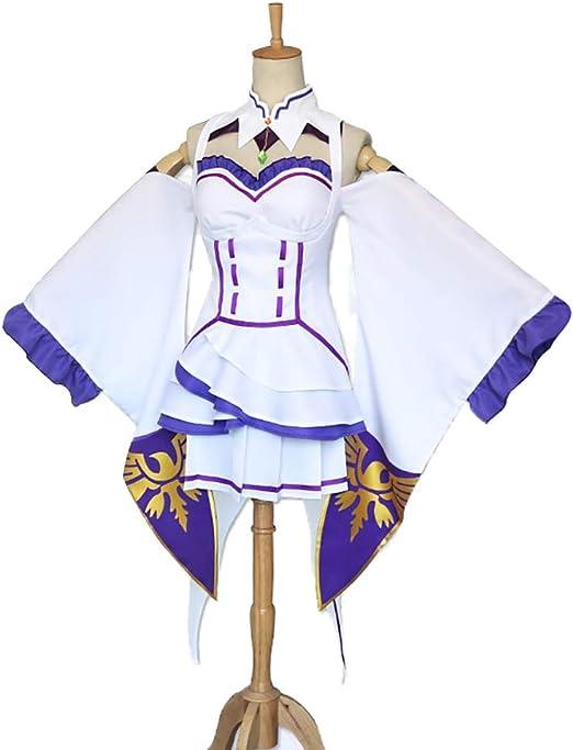 Yeming5704 Re: Disfraz de Emilia para Cosplay de la Vida en un ...