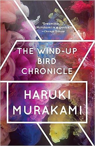 The Wind-Up Bird Chronicle A Novel