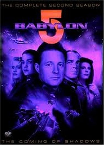 Babylon 5 - Season 2 - New Command (Points of Departure / Revelations / The Geometry of Shadows / A Distant Star / The Long Dark / A Spider in the Web) [VHS] (Departures Tv Series)
