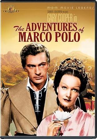 The Adventures of Marco Polo [USA] [DVD]: Amazon.es: Gary Cooper ...