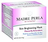 Madre Perla De Ultratez Skin Brightening Mask, No Hydroquinone, Parabens or Artificial Colors, Allergy-Tested, Made in USA 4 OZ (4 Jars) Review