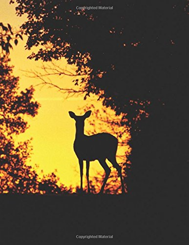 Download Doe a Deer Blank Sketchbook: Art Sketch Pad Notebook (Wildlife150 Sketch) (Volume 18) ebook