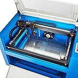 Orion Motor Tech 50W CO2 Laser Engraving Machine