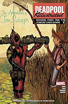 Deadpool Killustrated 2 Cullen Bunn ebook product image