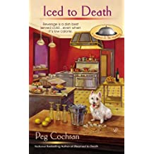 Iced to Death (A Gourmet De-Lite Mystery)