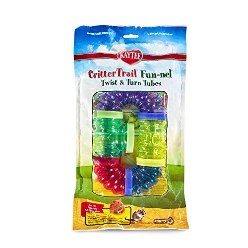 Kaytee CritterTrail Fun Twist and Turn Value Pack, Colors Vary by Kaytee (Image #3)