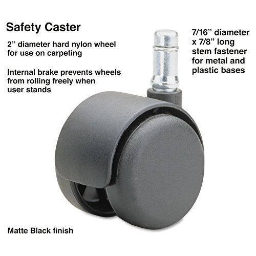MAS64234 - Master B Standard Neck Safety Casters