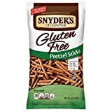 snyders corn - Snyder's of Hanover Gluten Free Pretzel Sticks, 8 Ounce (Pack of 12)