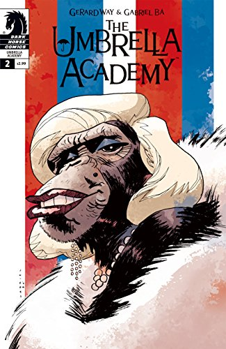 The Umbrella Academy: Dallas #2 (English Edition)