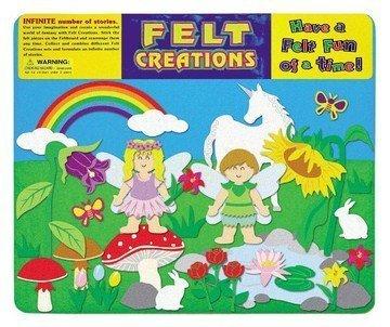 Flower Fairies Felt Creations Play Set
