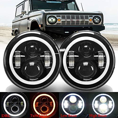 Early Bronco Led Lights