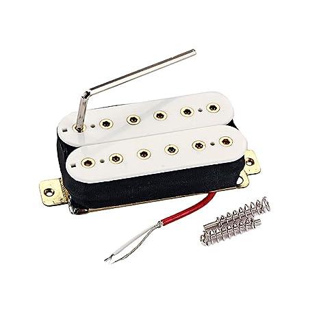 GMC82 Juego de pastillas para guitarra Humbucker Pickup Bridge y ...