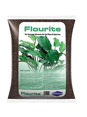 Flourite, 7 kg / 15.4 lbs by Seachem Laboratories, Inc.