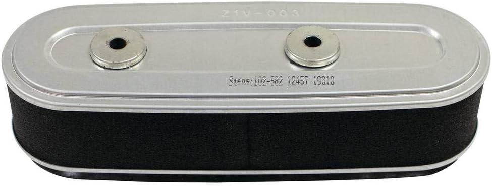 Stens 102 582 Air Filter Combo Ersetzt Honda 17210 Ze7 505 Napa 7 02708 Honda 17210 Z1 V 003 17210 Ze7 013 17210 Ze7 003 Garten