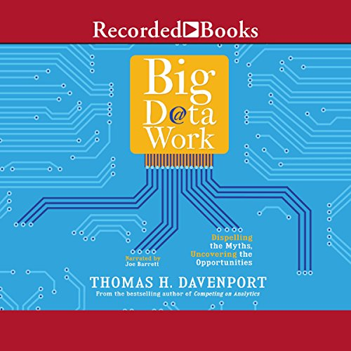 Big Data at Work: Dispelling the Myths, Uncovering the Opportunities by Recorded Books