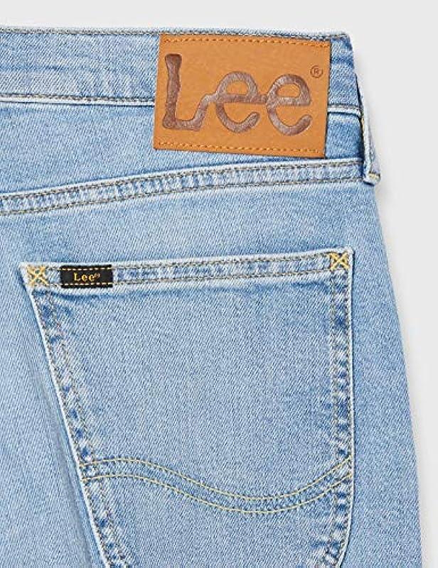 Lee Męskie Luke Jeans: Odzież
