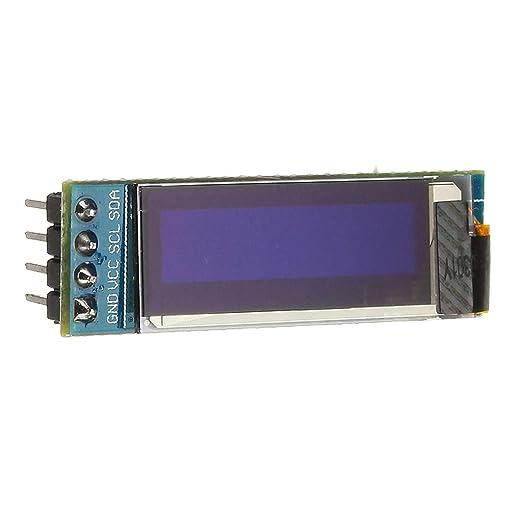 Homyl Módulo de Interfaz Serial TFT SPI Pantalla LCD para Arduino Concepto Ergonómico Profesional: Amazon.es: Electrónica