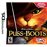 PUSS IN BOOTS NDS - Nintendo DS Standard Edition