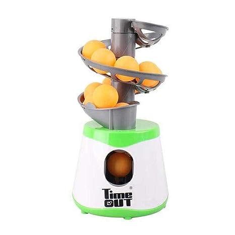 Lanzador de Bolas de Tenis de Mesa para niños, Lanzador ...