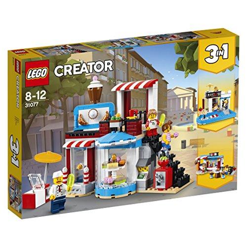[해외] 레고(LEGO)creator 케익 샵 (모듈식) 31077