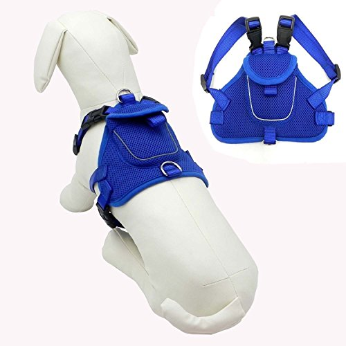 dog backpack harness small - 1