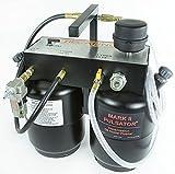 HECAT MARK II PULSATOR (118507C) - Portable Transmission Oil Cooler Flusher with Adapter Kit & Flush