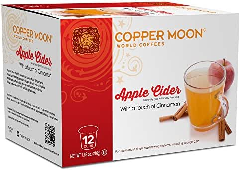 Coffee Pods: Copper Moon