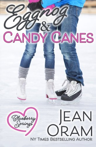 Books : Eggnog and Candy Canes: A Blueberry Springs Christmas Novella (Volume 3)