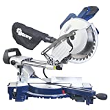 sliding bevel guage - 5A-Parts 15A 10-Inch Sliding Compound Miter Saw With Laser Cutline