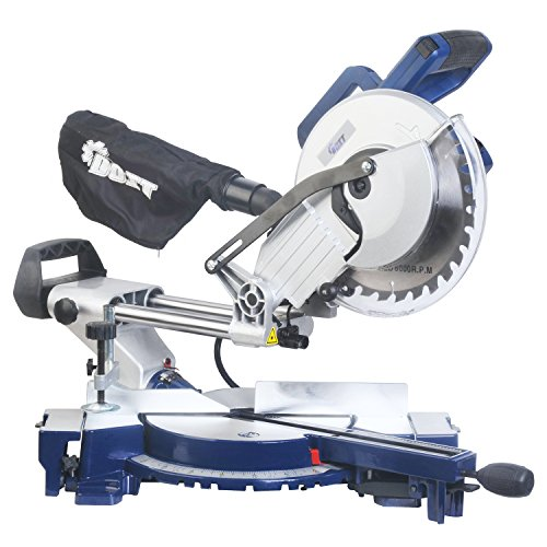 bosch 10 sliding miter saw - 8
