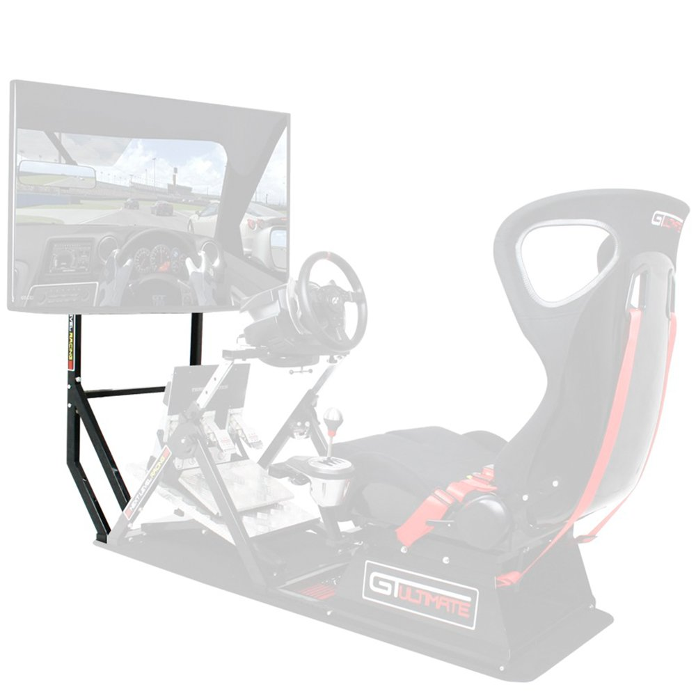 NLR-A001 Next Level Racing Monitor Multi Stand for 1x 55 or 3x 30 Screens for PC Xbox and Playstation