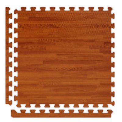 SoftWoods Set in Red Oak Size: 10′ x 10′
