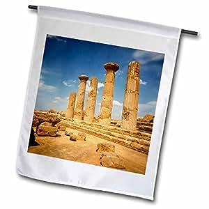 Danita Delimont–antigua arquitectura–Sicilia, templo de Hercules, antigua arquitectura–EU16RER0004, Ric Ergenbright–banderas