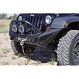 """Addictive Desert Designs F9513110001NA Stealth Fighter 8"""" Light Top Hoop for Jeep JK Wrangler"""